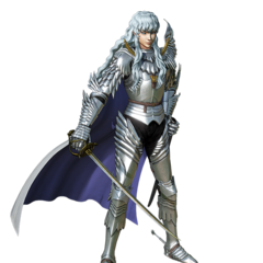 Femto incarnated as Griffith