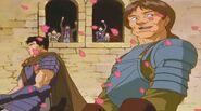 Gastón y Guts en Windham (anime 1997)