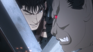 Guts Zodd rematch