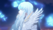 Griffith meeting with spirits