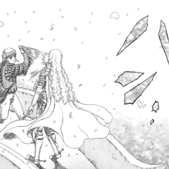 Griffith is slapped across the face and rejected by Rickert.
