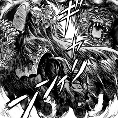 The Skull Knight battles Zodd during the <a href=