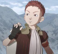 Isidro (anime 2016)