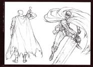 Guerrero Negro Guts (Berserk Film Artbook Characters)