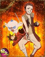 Isidro y Puck (colaboración con Sengoku no Tora Z)