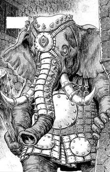 Pishacha elephant