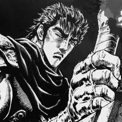 Guts, as drawn by <i><a href=