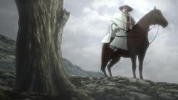 Mozgus horseback