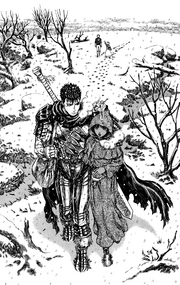 E182-Winter Journey Begins-Manga