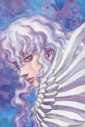 Griffith Profil Manga