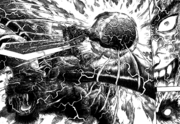 Manga E277 Human Bullet