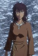 Casca (cuerpo, anime 2016)