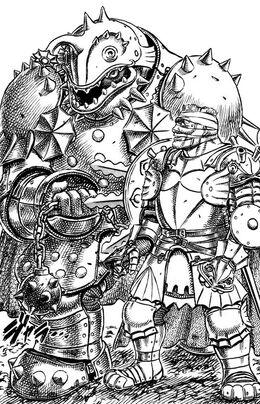 Samson Coborlwitz Manga