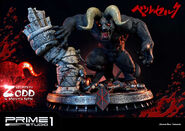 Nosferatu Zodd in apostle form (Prime 1 Studio)