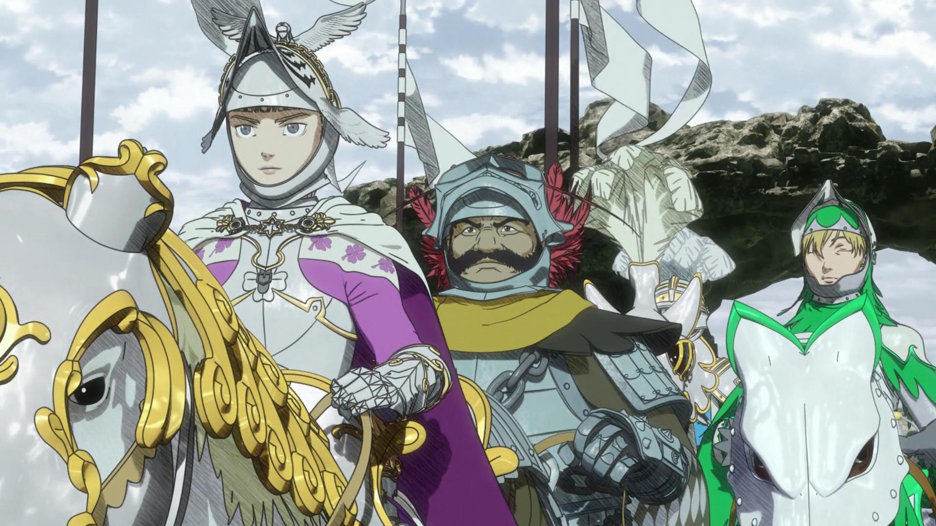 Download Berserker Anime Viking Wallpapers