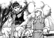 Manga E6 Terrace Conversation