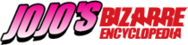 Jojo's Bizarre Adventure Wiki Wordmark