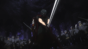 Guts and Casca Prepare To Fight Blue Whale Knights