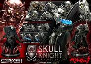 Skull Knight on horse back (Prime 1 Studio)