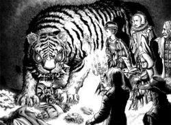 Pishacha Tiger