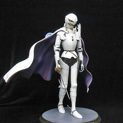 Griffith Hawk armor statue released by Art of War.