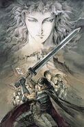 Ilustración Berserk 1997