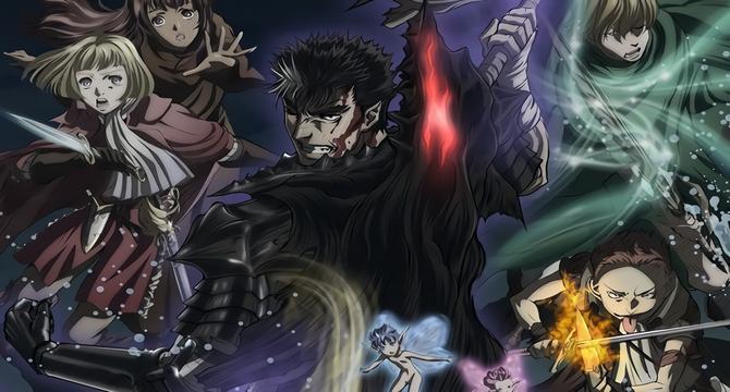 Berserk  The Anime b16ab5eef
