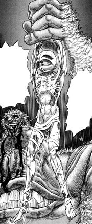 Manga E68 Ravaged Griffith