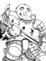 Bazuso Manga