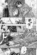 Casca tiene un ataque al recordar la muerte de Judeau