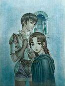 Casca y Charlotte (Naoyuki Onda)