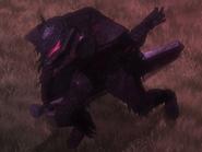El efecto de la armadura Berserker (anime)