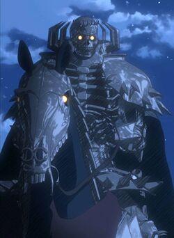 Skull Knight (anime 2016)