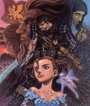 Dreamcast game Miura art
