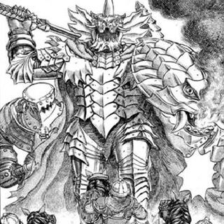 Grunbeld leading his group of giants.