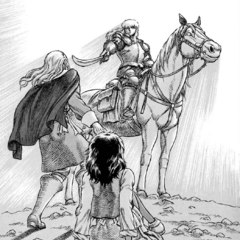 Casca is rescued by <a href=