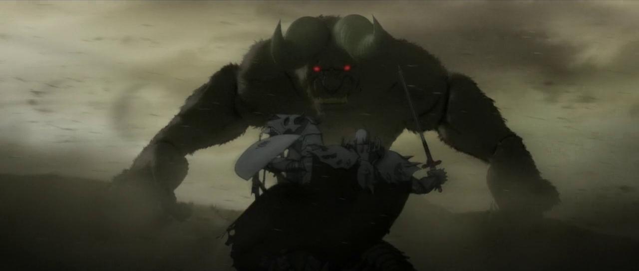 Zodd Vs Skull Knight