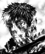 Guts armor manga