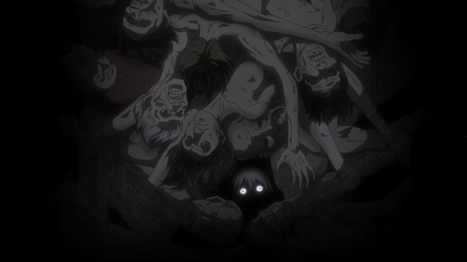 Bodies Surrounding The Egg