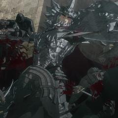 Grunbeld effortlessly slaughters <a href=