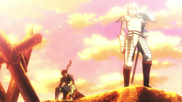 File:Griffith and Guts pondering.png