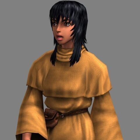 Casca's character model in <i><a href=