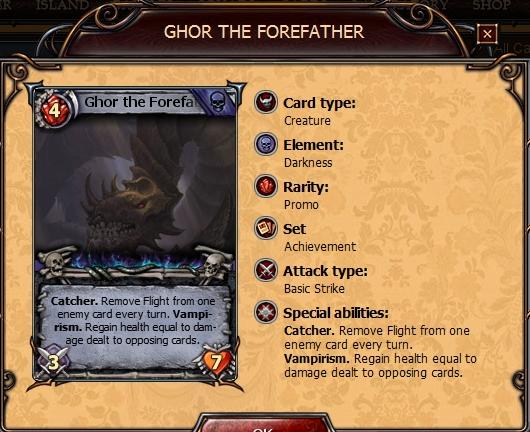 Ghor the forefather