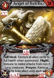 Angel of retribution - opisik
