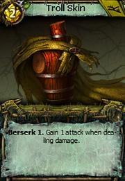 Troll skin