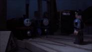 Cynwrig Railway night