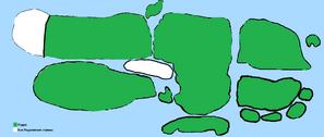 Карта Беседного Мира 3