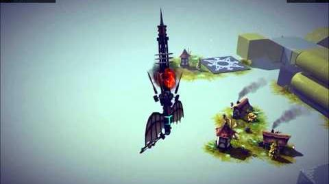 Besiege and v The Chaos Engine