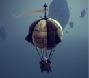 Scout Balloon