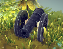 Enemy Cannon